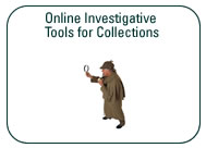 Online Investigative Tools for Collections