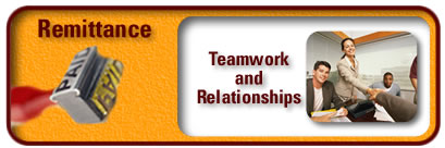 Teamwork and Relationships