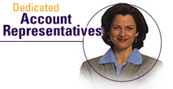 Account Representatives